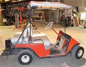 1978 EZ-GO Electric Golf Cart